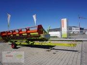CLAAS C 750 mit Transportwagen Жатка