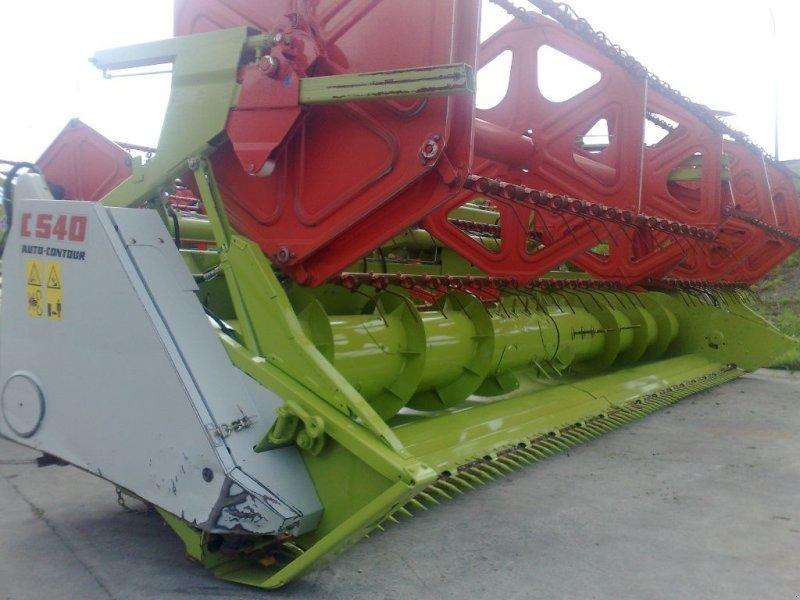 Schneidwerk типа CLAAS C540 REPLIABLE, Gebrauchtmaschine в Baillonville (Фотография 1)