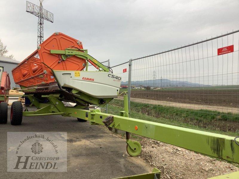 Schneidwerk des Typs CLAAS C540, Gebrauchtmaschine in Stephanshart (Bild 1)