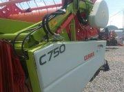 Schneidwerk des Typs CLAAS C750, Gebrauchtmaschine in Біла Церква