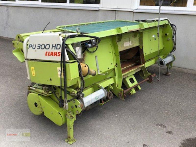 Schneidwerk des Typs CLAAS PU 300 HD, Gebrauchtmaschine in Langenau (Bild 1)