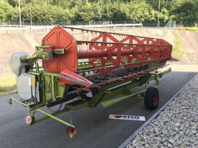 Schneidwerk des Typs CLAAS V600 VARIO, Gebrauchtmaschine in Oberbipp (Bild 6)
