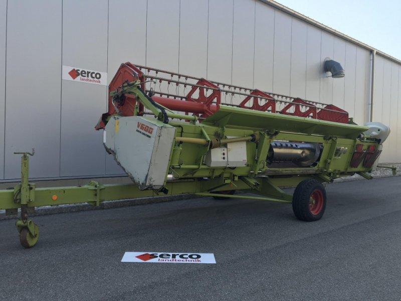 Schneidwerk des Typs CLAAS V600 VARIO, Gebrauchtmaschine in Oberbipp (Bild 1)