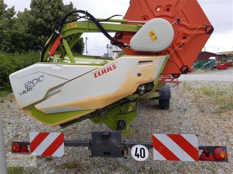 Schneidwerk des Typs CLAAS Vario 1200, Gebrauchtmaschine in Töging am Inn (Bild 5)