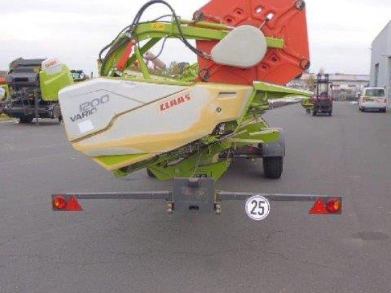 Schneidwerk des Typs CLAAS Vario 1200, Gebrauchtmaschine in Grimma (Bild 6)