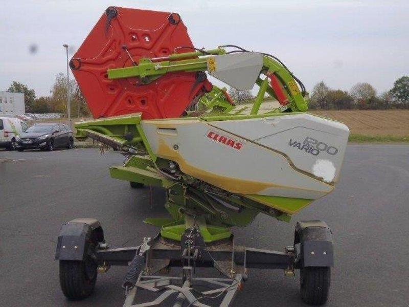 Schneidwerk des Typs CLAAS Vario 1200, Gebrauchtmaschine in Grimma (Bild 2)