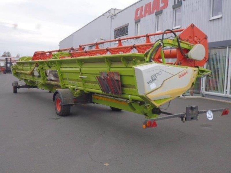 Schneidwerk des Typs CLAAS Vario 1200, Gebrauchtmaschine in Grimma (Bild 7)