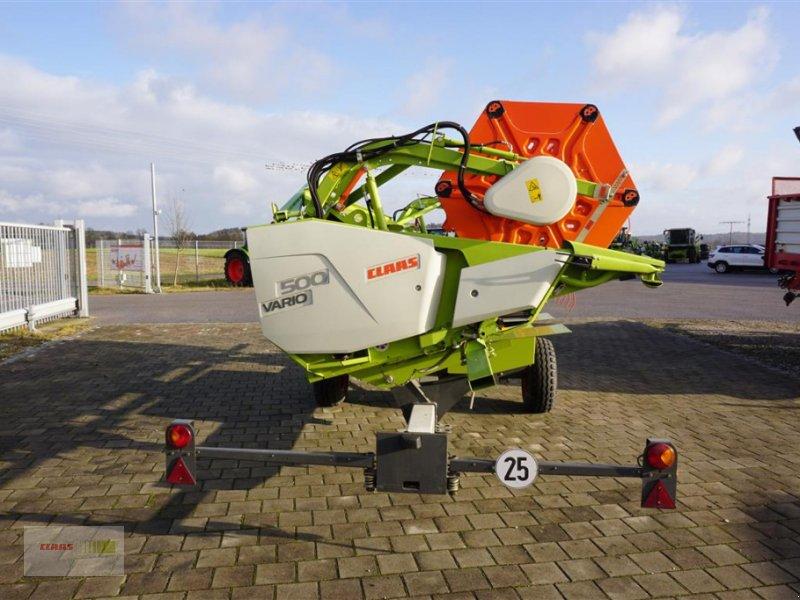 Schneidwerk des Typs CLAAS Vario 500 mit Transportwagen, Gebrauchtmaschine in Töging am Inn (Bild 7)