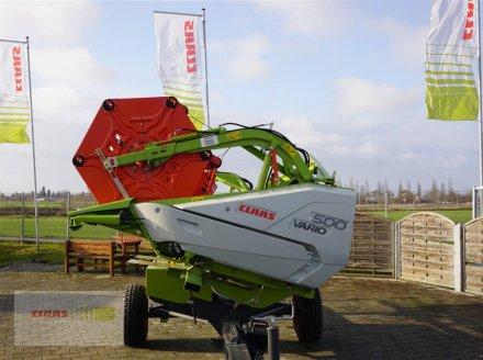 Schneidwerk des Typs CLAAS Vario 500 mit Transportwagen, Gebrauchtmaschine in Töging am Inn (Bild 2)