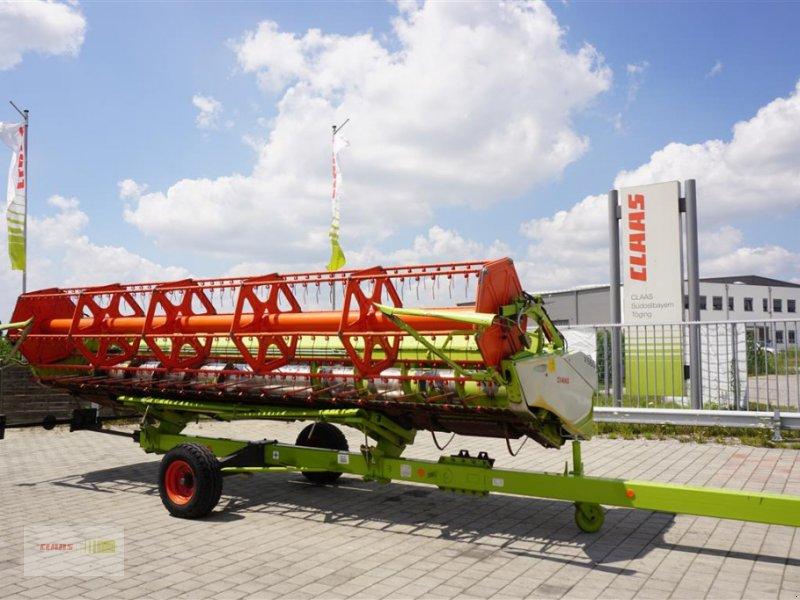 Schneidwerk des Typs CLAAS Vario 660 mit TW, Gebrauchtmaschine in Töging am Inn (Bild 1)