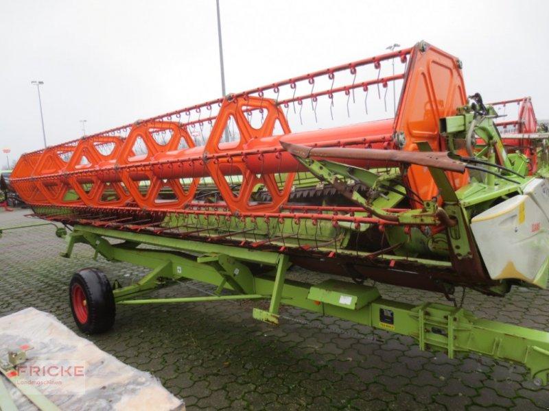 Schneidwerk des Typs CLAAS VARIO 750, Gebrauchtmaschine in Bockel - Gyhum (Bild 1)