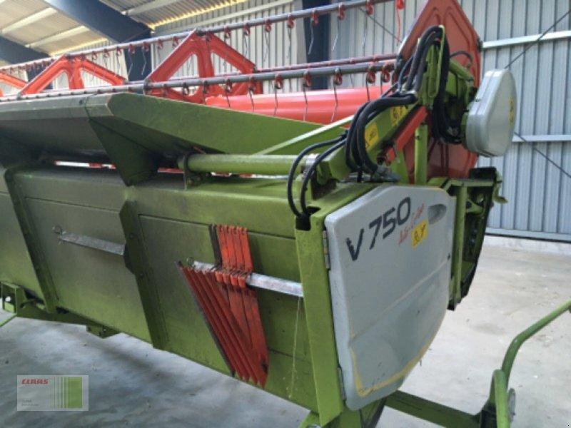 Schneidwerk tip CLAAS Vario 750, Gebrauchtmaschine in Sörup (Poză 7)