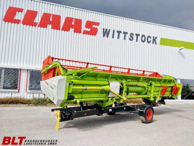 Schneidwerk typu CLAAS Vario 770 Schneidwerk mit Transportwagen, Neumaschine w Heiligengrabe OT Liebenthal (Zdjęcie 1)
