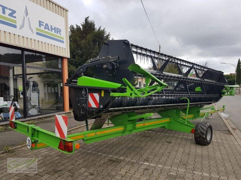 Schneidwerk des Typs Deutz-Fahr HMW 630, Gebrauchtmaschine in Neustadt (Bild 2)