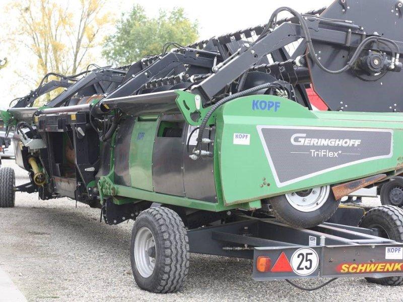 Schneidwerk des Typs Geringhoff Triflex TF 35 AutoContour, Gebrauchtmaschine in Schutterzell (Bild 1)