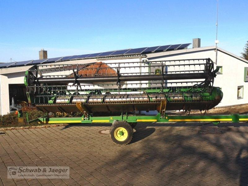 Schneidwerk des Typs John Deere 620 R Schneidwerk, Gebrauchtmaschine in Fünfstetten (Bild 1)