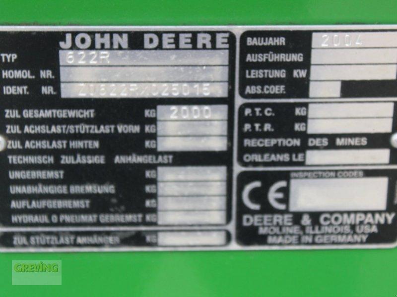 Schneidwerk typu John Deere 622 R Schneidwerk, Gebrauchtmaschine v Ahaus (Obrázok 14)