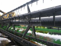 John Deere 630 Hydro Flex Žací mechanizmus