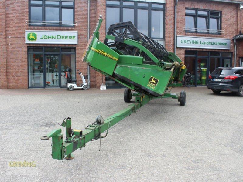 Schneidwerk a típus John Deere 820, Gebrauchtmaschine ekkor: Ahaus (Kép 2)