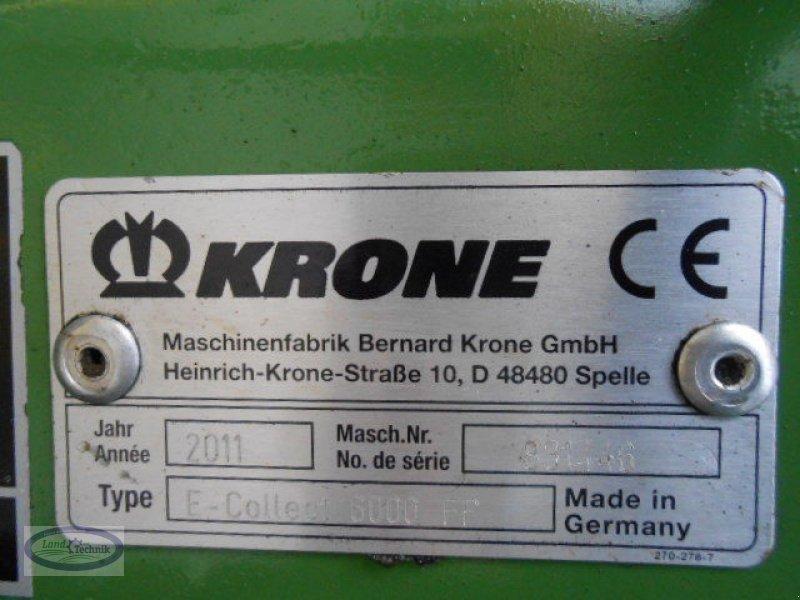 Schneidwerk des Typs Krone Easy Collect 6000 FP, Gebrauchtmaschine in Münzkirchen (Bild 7)
