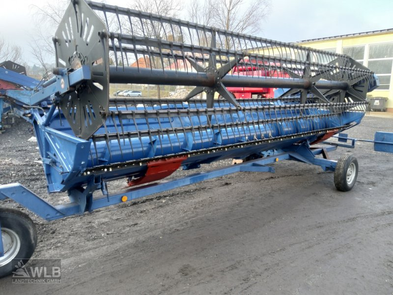 Schneidwerk типа MDW-Fortschritt Erntemeister 525 H, Gebrauchtmaschine в Neustadt (Фотография 1)
