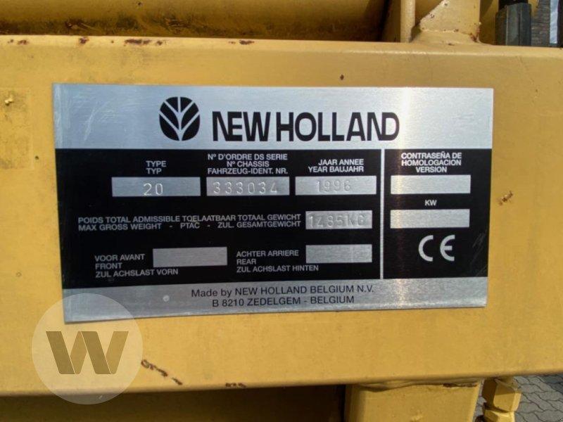 Schneidwerk des Typs New Holland 20, Gebrauchtmaschine in Husum (Bild 4)