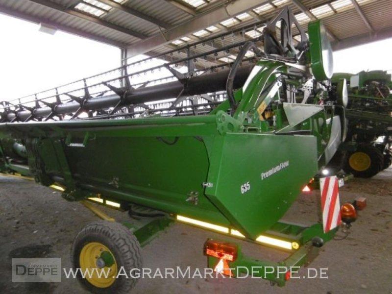 Schneidwerk des Typs Zürn 635PF Premium Flow, Gebrauchtmaschine in Bad Lauterberg-Barbi (Bild 13)