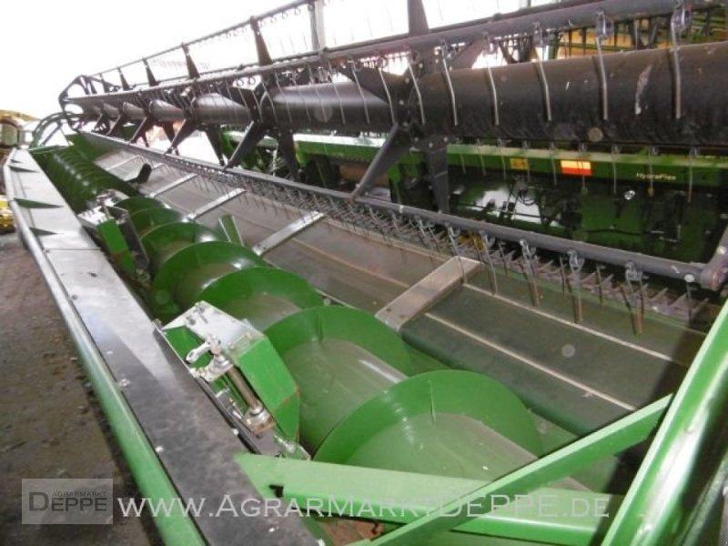 Schneidwerk des Typs Zürn 635PF Premium Flow, Gebrauchtmaschine in Bad Lauterberg-Barbi (Bild 12)