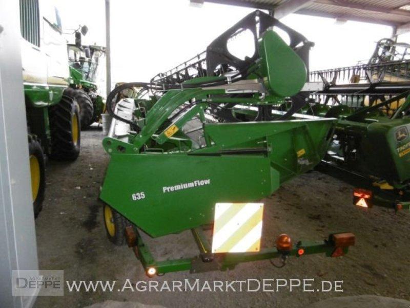 Schneidwerk des Typs Zürn 635PF Premium Flow, Gebrauchtmaschine in Bad Lauterberg-Barbi (Bild 3)