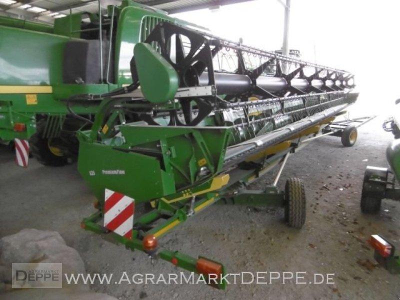 Schneidwerk des Typs Zürn 635PF Premium Flow, Gebrauchtmaschine in Bad Lauterberg-Barbi (Bild 14)