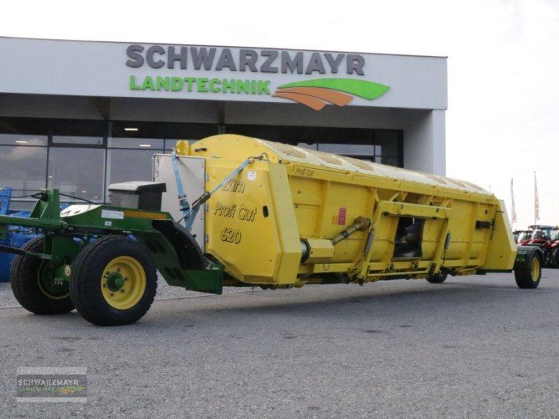 Schneidwerk typu Zürn Profi Cut 620 + Schneidwerkswagen, Gebrauchtmaschine w Gampern (Zdjęcie 1)