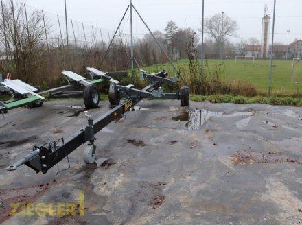Schneidwerkswagen типа Ziegler Carrier AGCO Power Flow 5,50m, Gebrauchtmaschine в Pöttmes (Фотография 1)