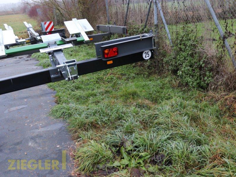 Schneidwerkswagen типа Ziegler Carrier AGCO Power Flow 5,50m, Gebrauchtmaschine в Pöttmes (Фотография 6)