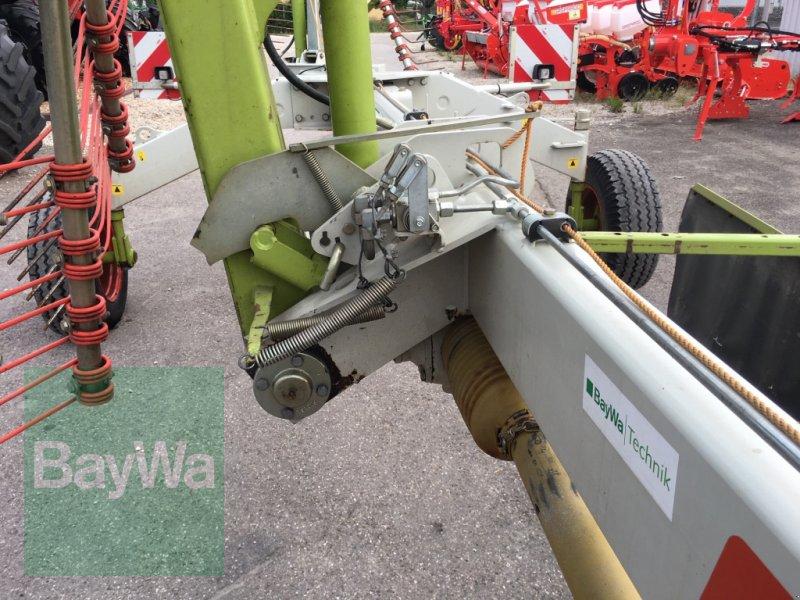 Schwader des Typs CLAAS Liner 1250 Profil, Gebrauchtmaschine in Dinkelsbühl (Bild 4)