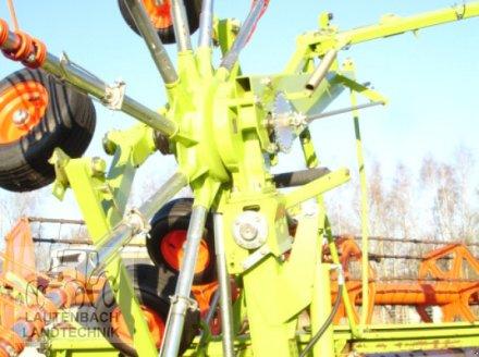 Schwader des Typs CLAAS Liner 1250 Profil, Neumaschine in Rollshausen (Bild 2)