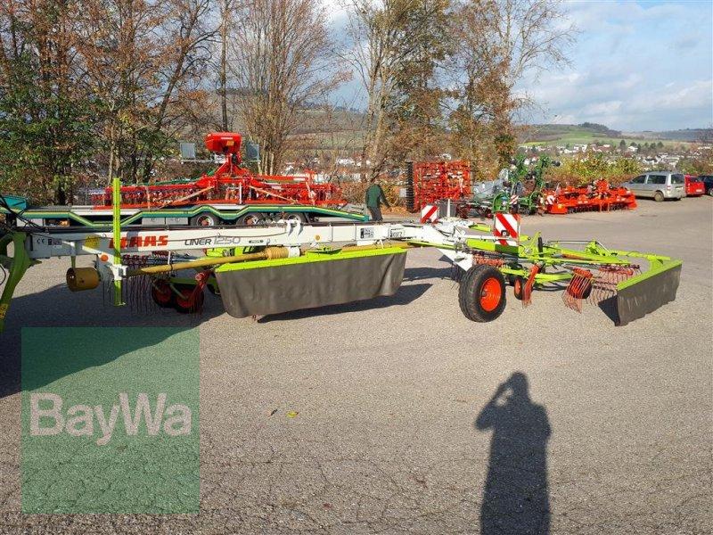Schwader des Typs CLAAS Liner 1250, Gebrauchtmaschine in Bopfingen (Bild 1)