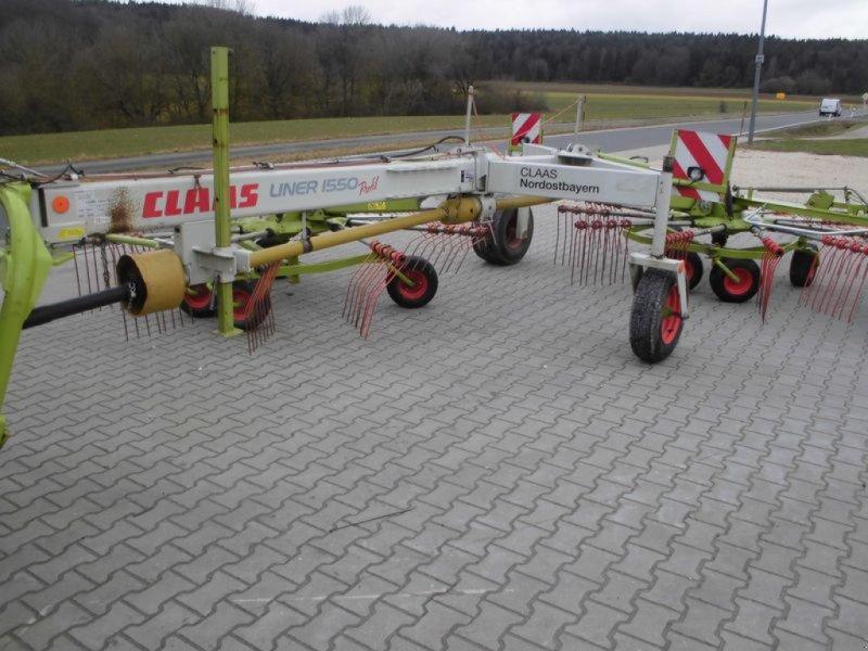 Schwader des Typs CLAAS LINER 1550 PROFIL, Gebrauchtmaschine in Cham (Bild 1)