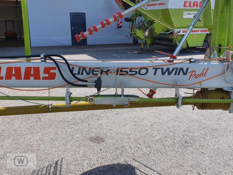 Schwader typu CLAAS Liner 1550 TWIN Profil, Gebrauchtmaschine v Zell an der Pram (Obrázok 8)