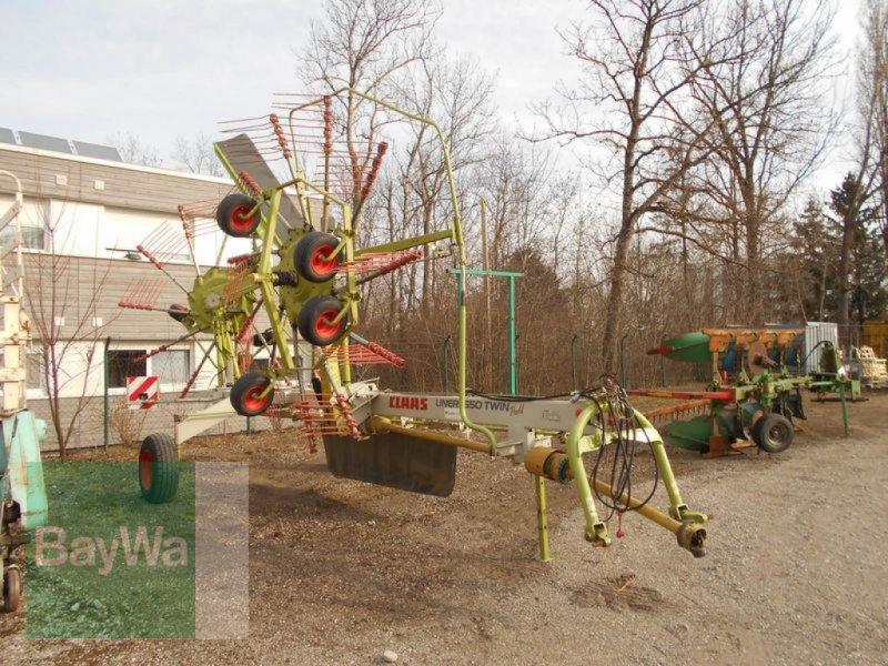 Schwader des Typs CLAAS Liner 1550 Twin, Gebrauchtmaschine in Mindelheim (Bild 4)