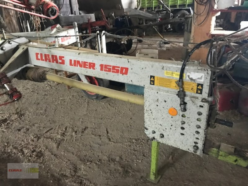 Bild CLAAS Liner 1550 zum Ausschlachten