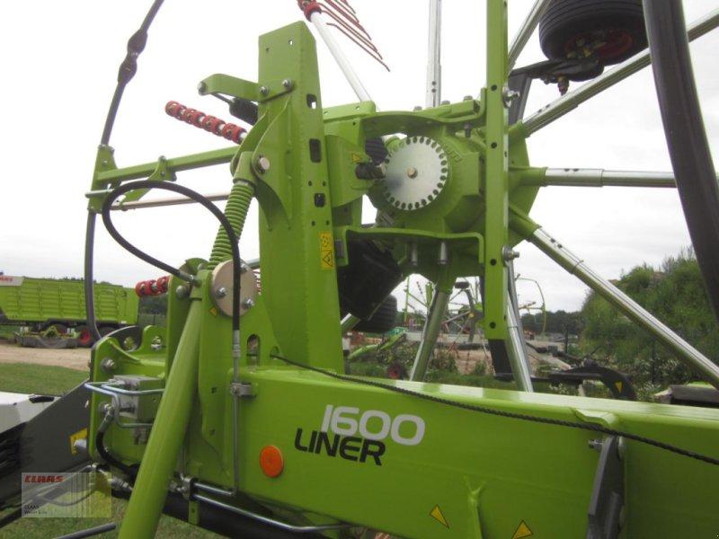 Schwader des Typs CLAAS LINER 1600, Gebrauchtmaschine in Molbergen (Bild 7)