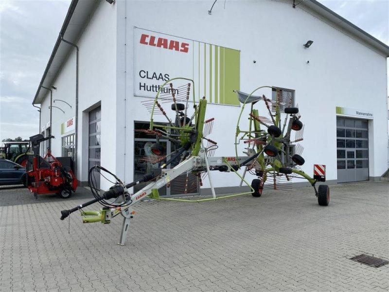 Schwader des Typs CLAAS LINER 1650 TWIN, Gebrauchtmaschine in Hutthurm (Bild 1)