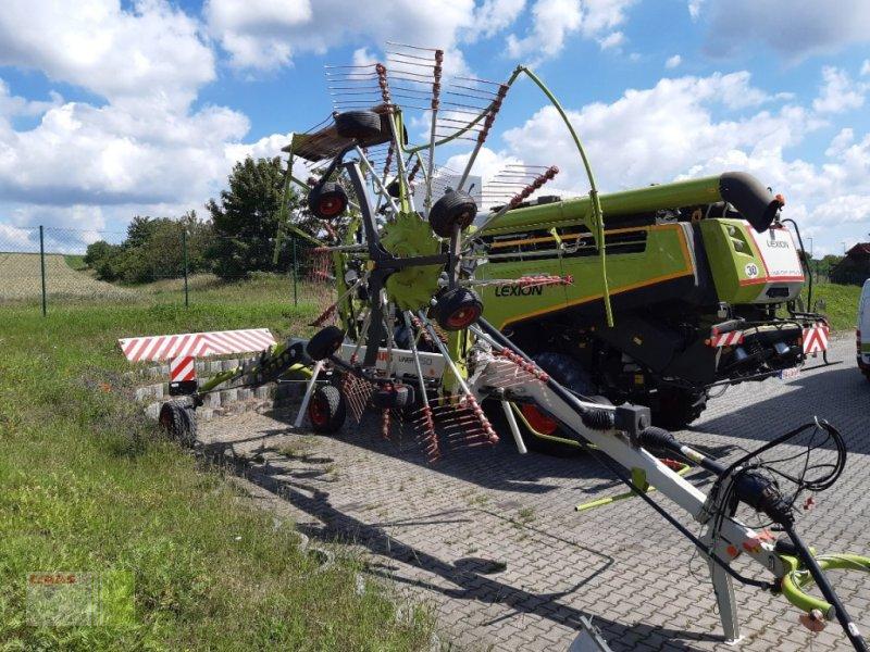 Schwader des Typs CLAAS Liner 1750, Gebrauchtmaschine in Schlüsselfeld-Elsend (Bild 2)