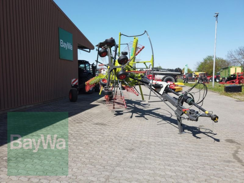 Schwader du type CLAAS LINER 1800 TWIN, Gebrauchtmaschine en Manching (Photo 3)