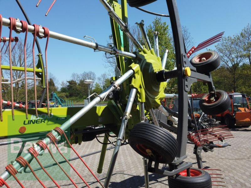 Schwader du type CLAAS LINER 1800 TWIN, Gebrauchtmaschine en Manching (Photo 13)