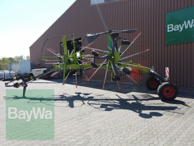 Schwader du type CLAAS LINER 1800 TWIN, Gebrauchtmaschine en Manching (Photo 6)