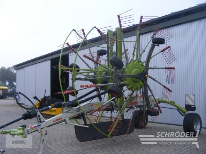 Schwader des Typs CLAAS Liner 2900, Gebrauchtmaschine in Lastrup (Bild 1)