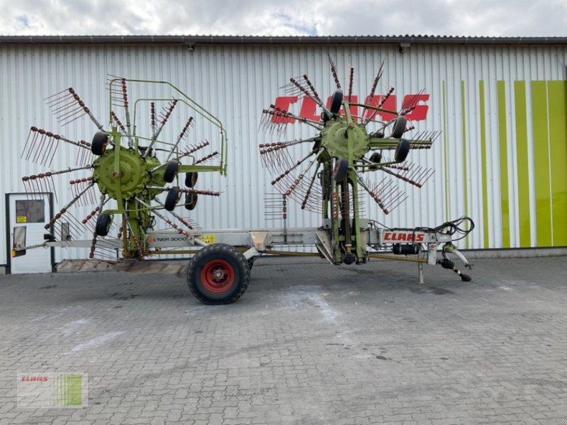 Schwader des Typs CLAAS LINER 3000 Communicator, Gebrauchtmaschine in Schenefeld (Bild 1)
