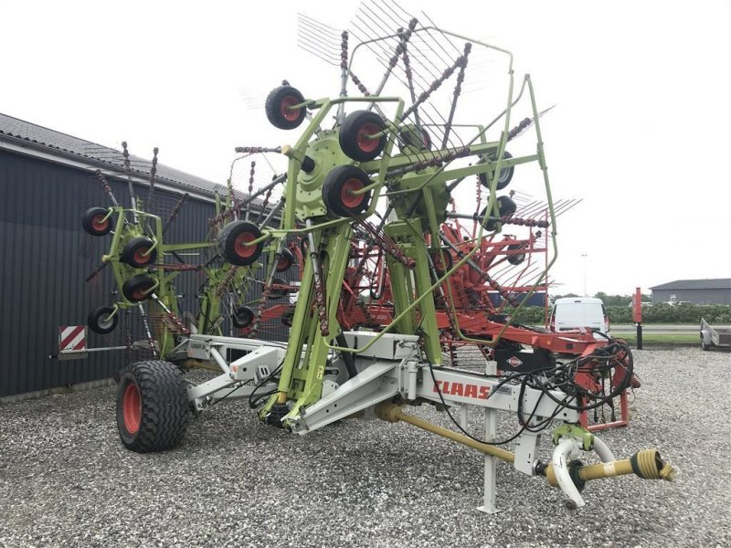 Schwader des Typs CLAAS Liner 3000 Pæn og velholdt, Gebrauchtmaschine in Løgstør (Bild 1)
