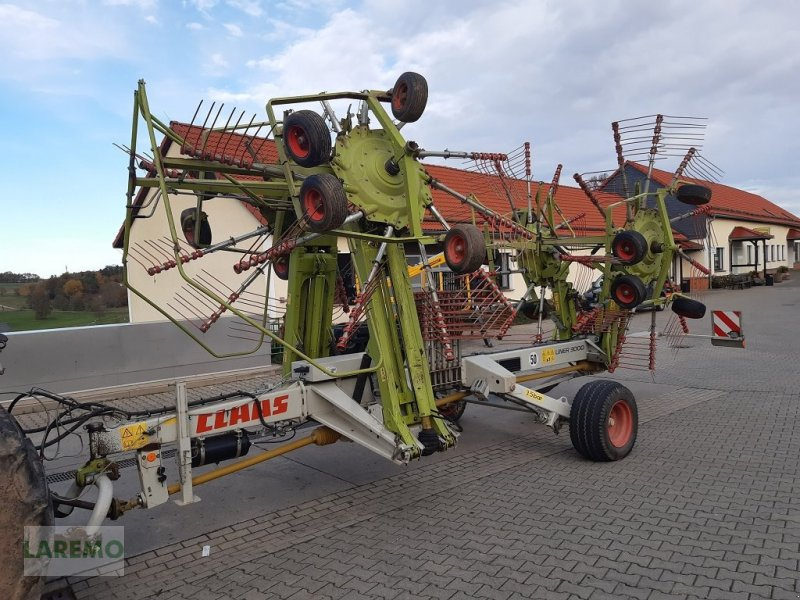 Schwader del tipo CLAAS Liner 3000, Gebrauchtmaschine en Langenwetzendorf (Imagen 1)